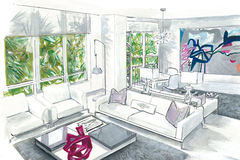 Interior Design in the Palm Beaches and South Florida - Coco House ...